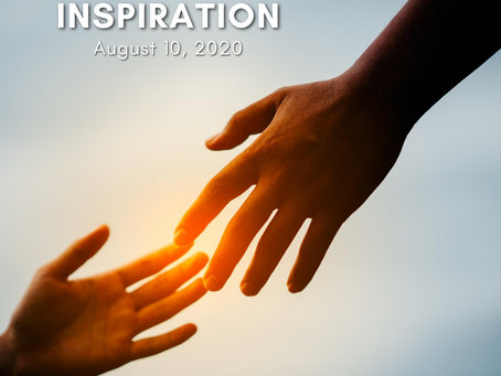 Daily Inspiration - August 10: Within Our Reach