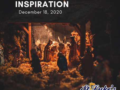 Daily Inspiration - December 18: Unexpected Joy
