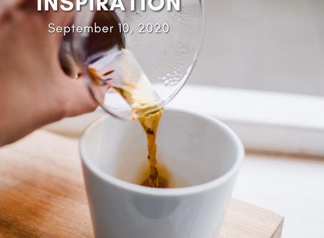Daily Inspiration - September 10: Faces of Faith