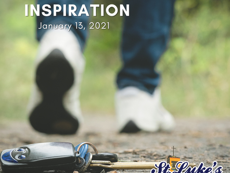 Daily Inspiration - January 13: Epiphany - Sudden Realization