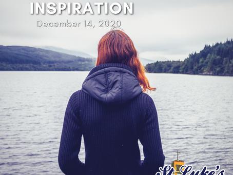 Daily Inspiration - December 14: Joy in Solitude