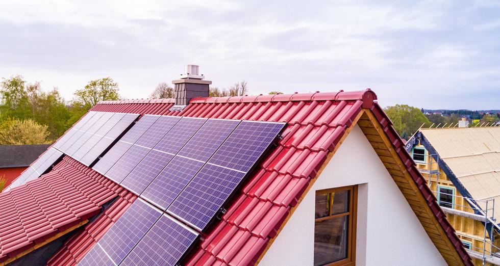 太陽光パネル 設置