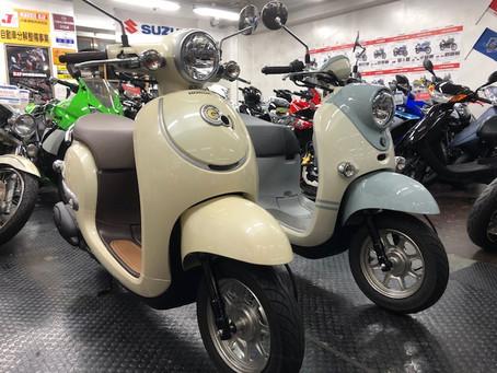 特選中古車! 50ccスクーター
