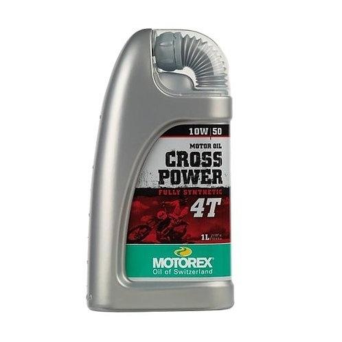 MOTOREX CROSS POWER 4T 10w-50