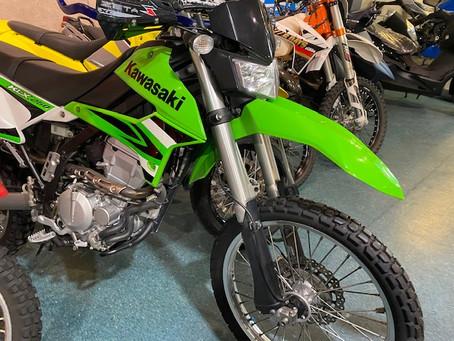 KLX250 FIモデル