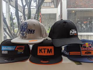 KTMキャップ入荷!☆
