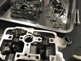 250EXC-F 保証修理??