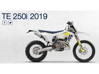 2019年モデル TE250i 入荷予定!