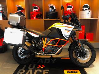 1290SUPER ADVENTURE R カスタム!KTMスプリングキャンペーンを活用しませんか?!