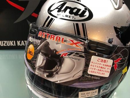 *KATANAヘルメット*