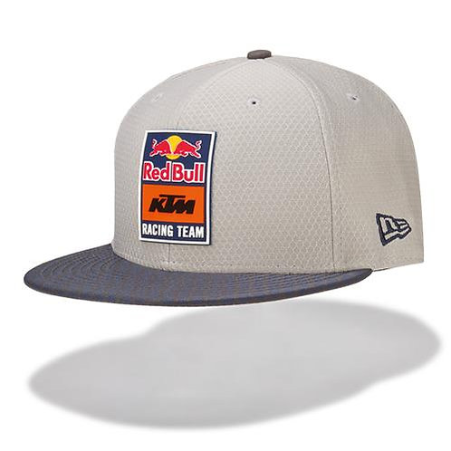 RB KTM RACING TEAM HEX ERA HAT GREY