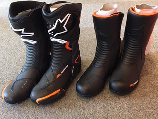 *+KTM梅雨にオススメのブーツ+*