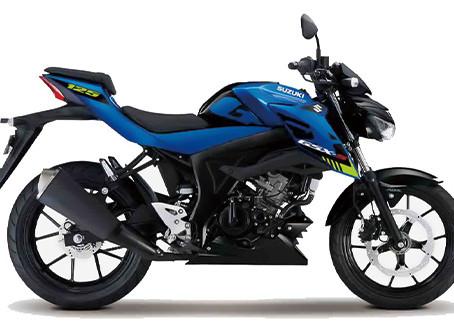 2021年モデル GSX-S125 R125 ニューカラー登場♪