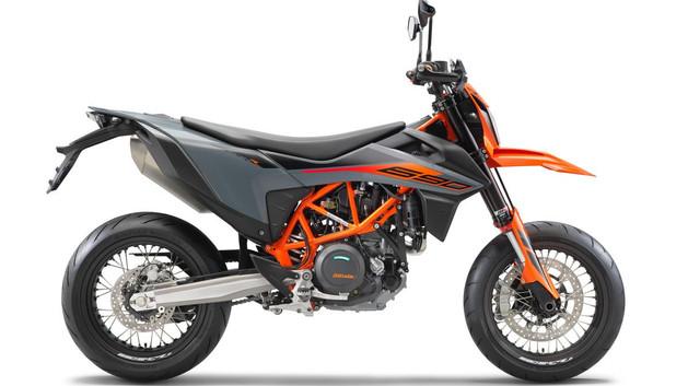 2021 690SMCR  690ENDURO 発表