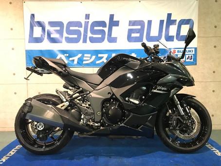 【特選車両】Ninja1000SX 2021年モデル‼