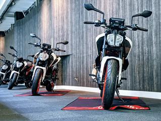 初めてのバイクでお悩みの方へ、390DUKEがおすすめ!!