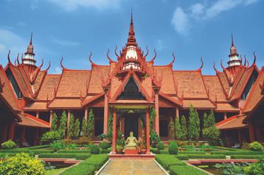 Phnomh Penh National Museuem