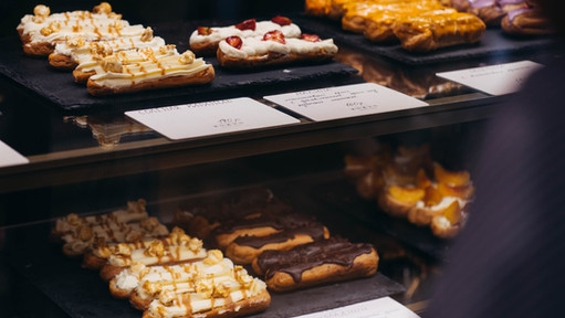 Guide to Sweet Treats in Paris