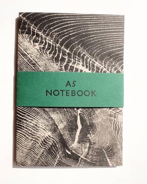 A5 Note book (plain)