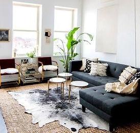 Urban Modern interiors