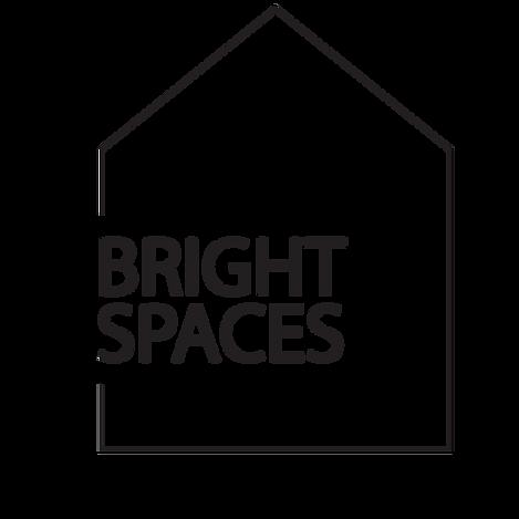 Bright Spaces Logo