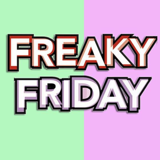 Freaky Friday! Teacher Swap.