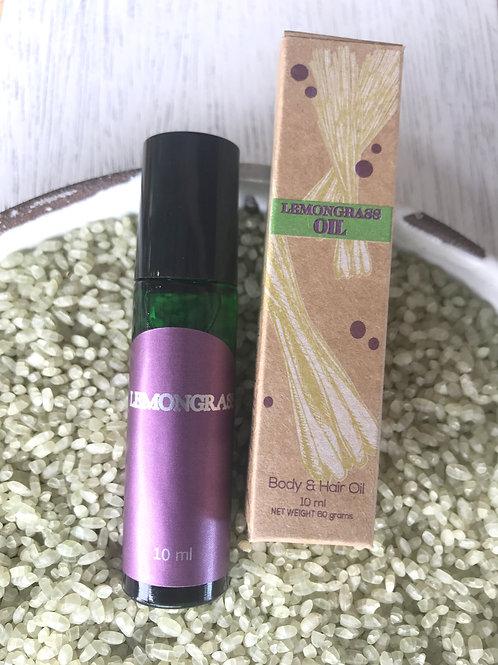 Essential Oil Roller - Lemongrass