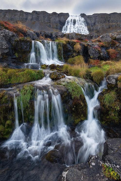 The Stunning Waterfall