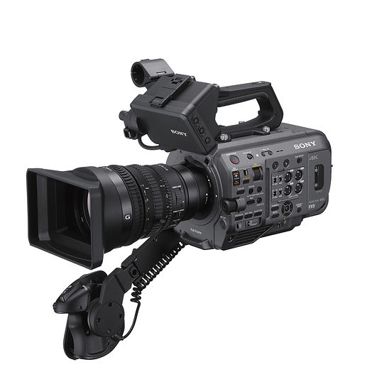 PXW-FX9 Camcorder full frame - Sony Pro.