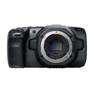 Black Magic Pocket Cinema 6K PRO- Canon