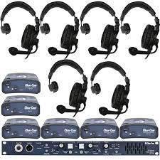 clearcom Sistemi interfonici wireless digitali