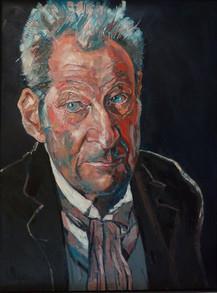Portrait de Lucian Freud