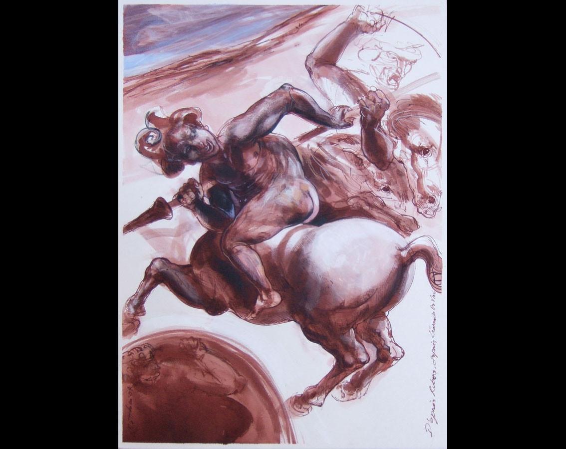 D'après Rubens