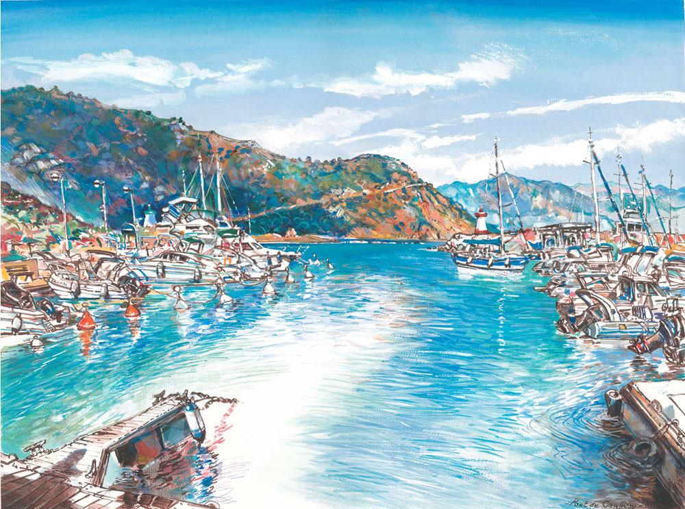 Le Port de Cargèse