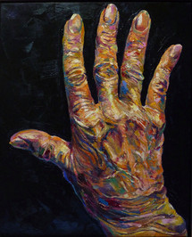 Les mains d'I