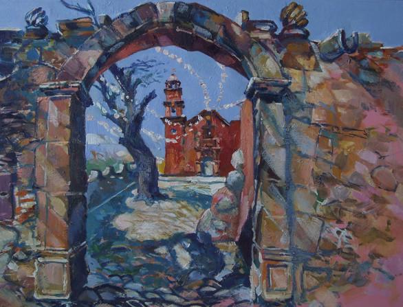 San Miguel le vieux