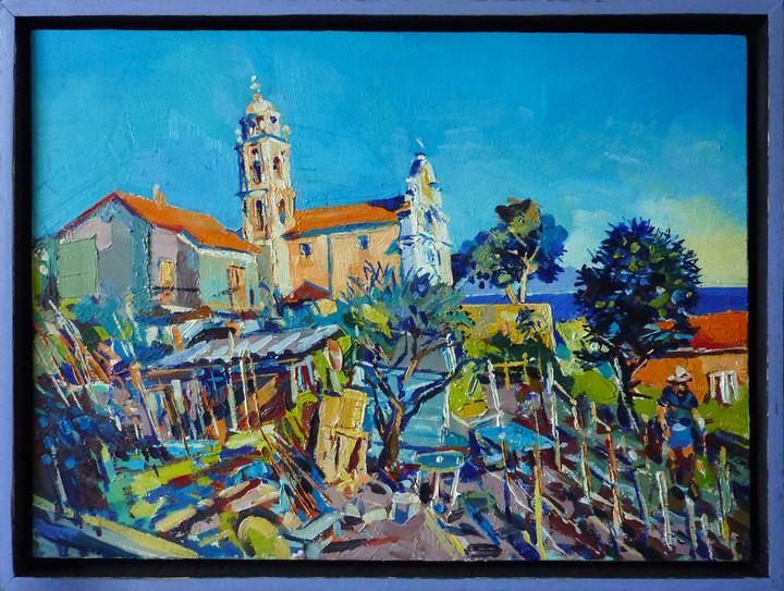 Eglise Latine, Cargèse