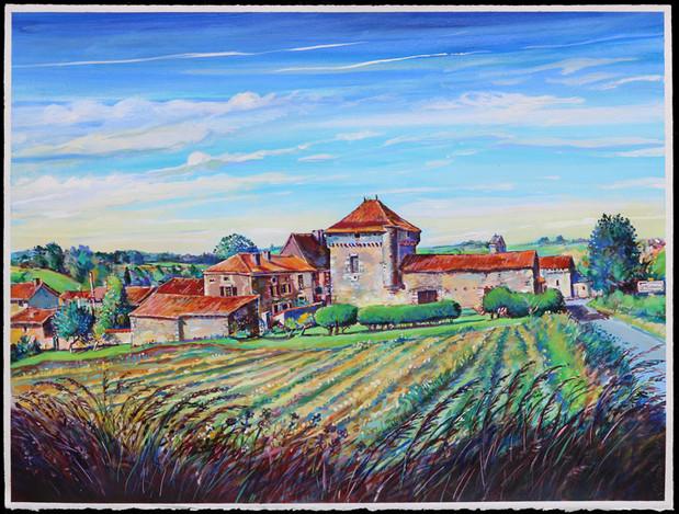 Sainte-Colombe, Charente