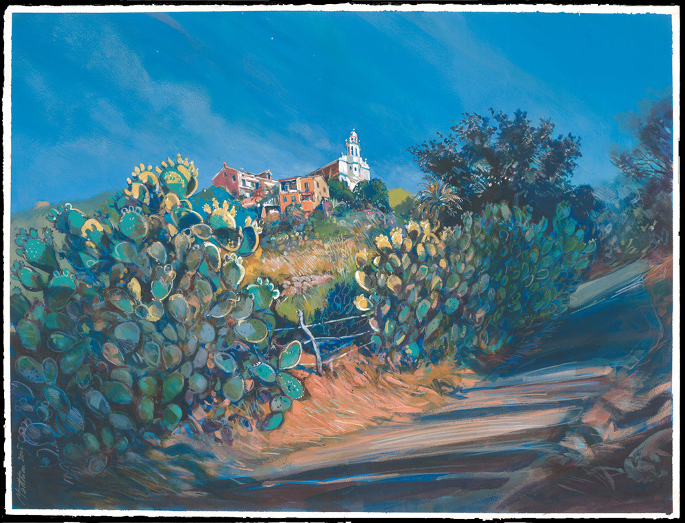 Cargèse, Cactus