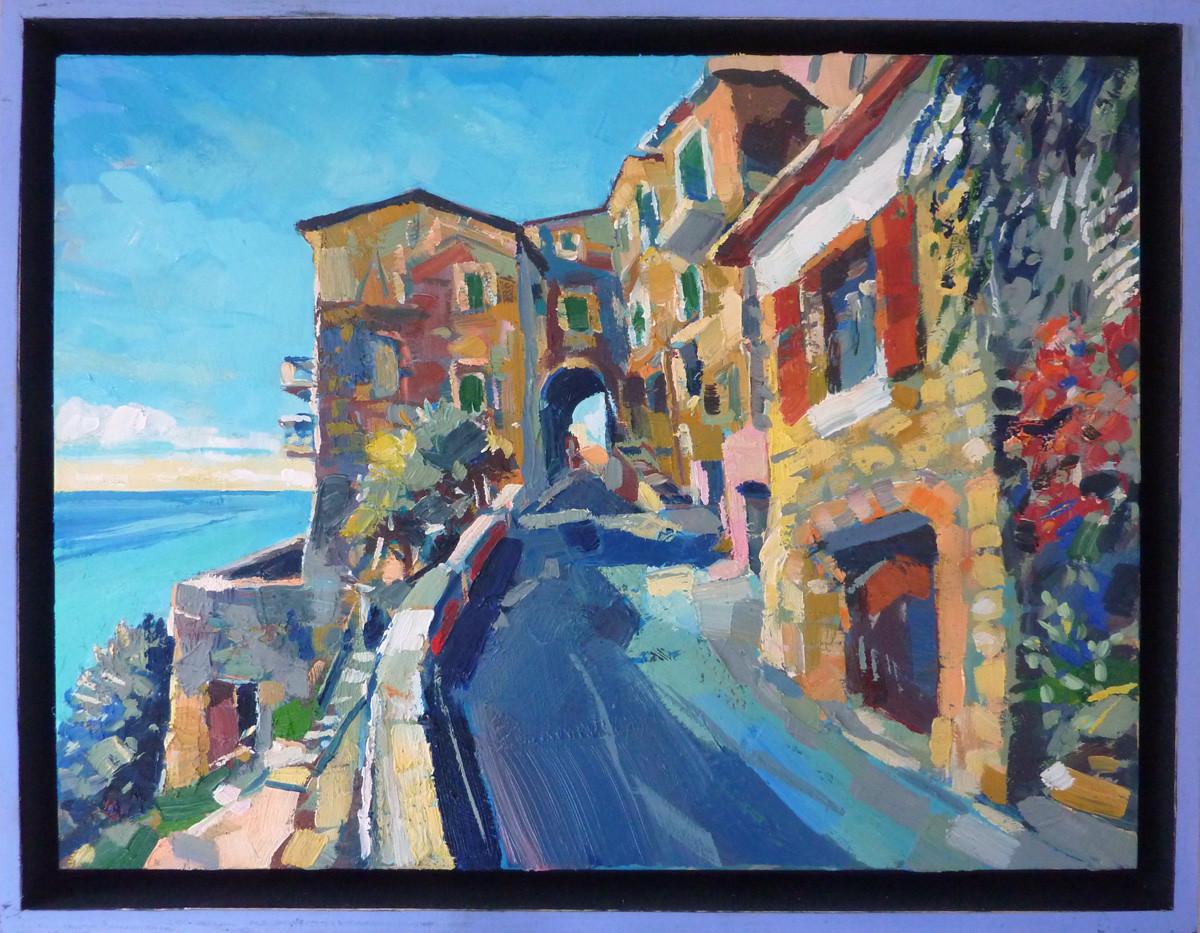 Portico di Grimaldi