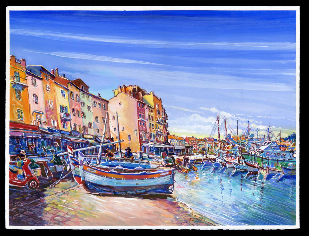 Saint-Tropez, L'Olivier du Port