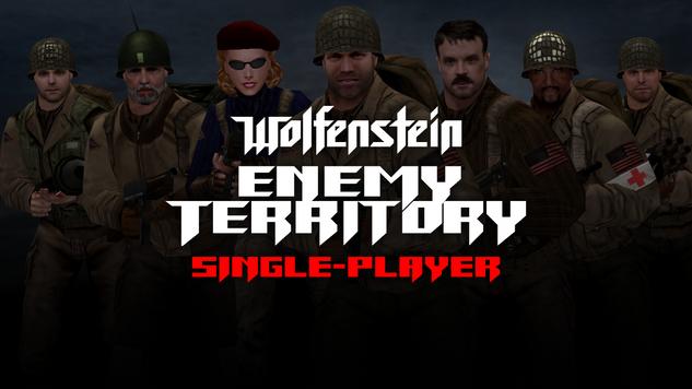 Wolfenstein: Enemy Territory Single-Player