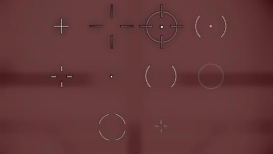 Remade Crosshairs