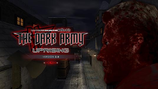 The Dark Army: Uprising Version 2.0 (Demo)