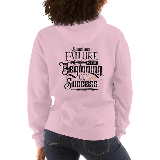 Failure is the Beginning 4DQ Hoodie