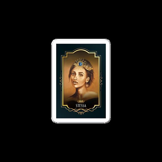 Queen Stessa sticker