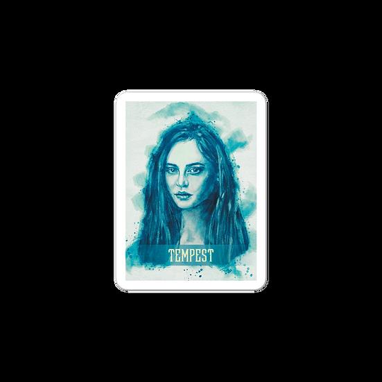 Tempest sticker