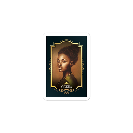 Queen Corra sticker