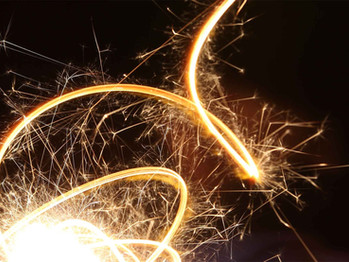 The sparks of inspiration