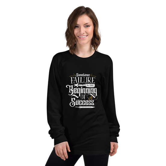 Failure is the Beginning 4DQ long sleeve